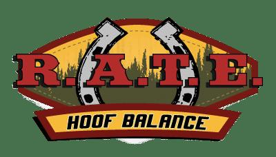 RATE Hoof Balance logo